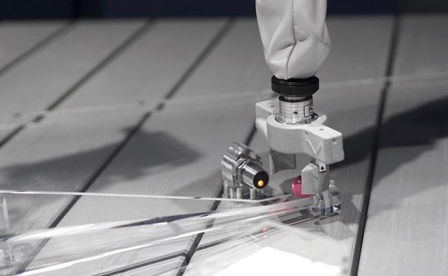 El curioso brazo robótico de Samsung