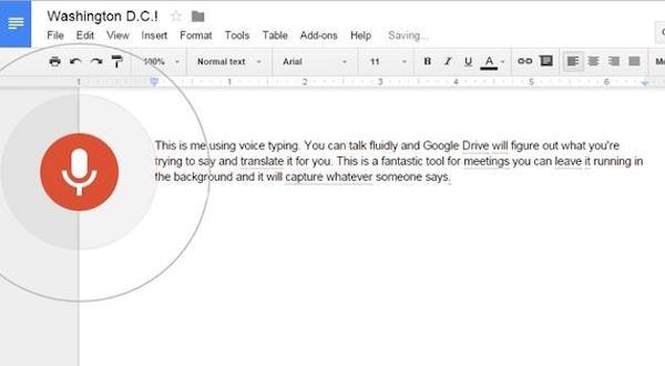 Ya podemos editar en Google Docs