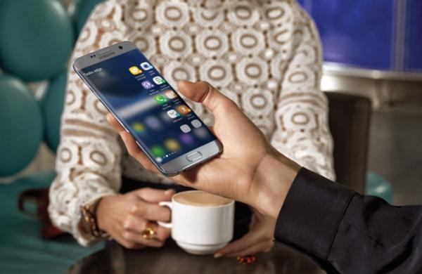 Galaxy S7.