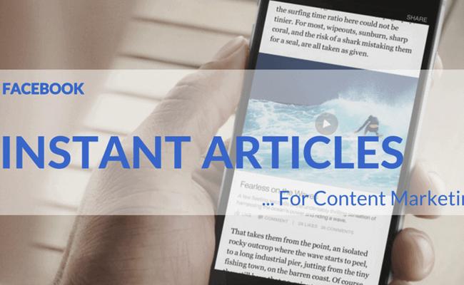 Instant Articles al alcance de los usuarios de WordPress