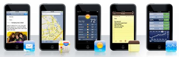 MacWorld 2008: Nuevas aplicaciones para el iPod Touch