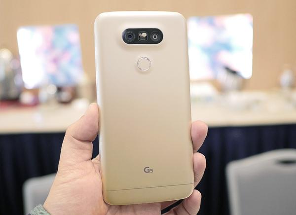 LG sufre más de la cuenta