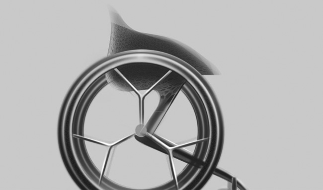 Go, el prototipo de silla de ruedas de Layer