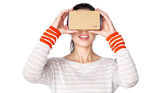 Google prepara su propio set de gafas de realidad virtual