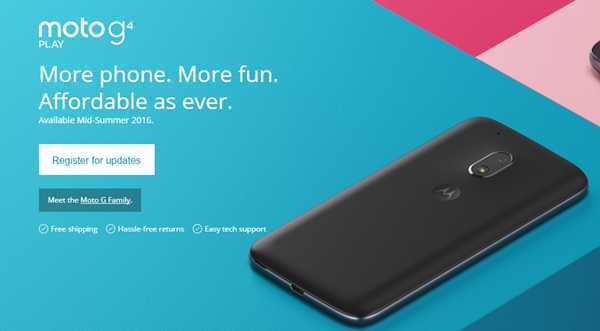 Moto G Play