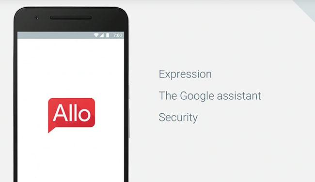 Google anuncia Allo, su aplicación  de mensajería para competir con WhatsApp