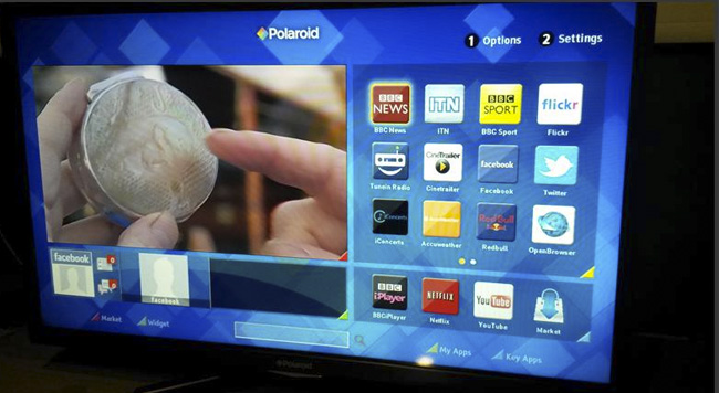Las Smart TV de Polaroid a por todas