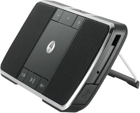 Motorola EQ5: Altavoces portátiles vía Bluetooth