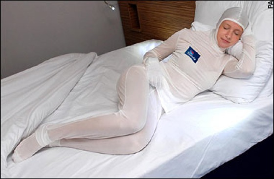 Sexo de pijama