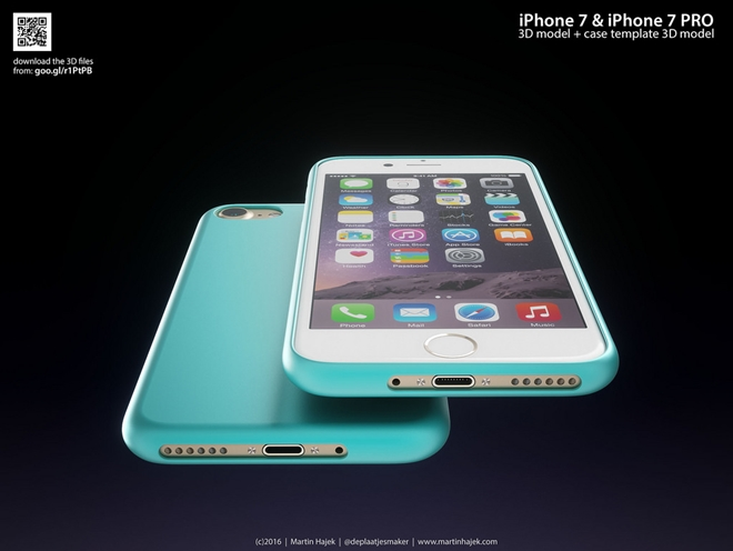 Posible iPhone 7