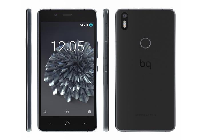 Bq y su versión Plus del X5