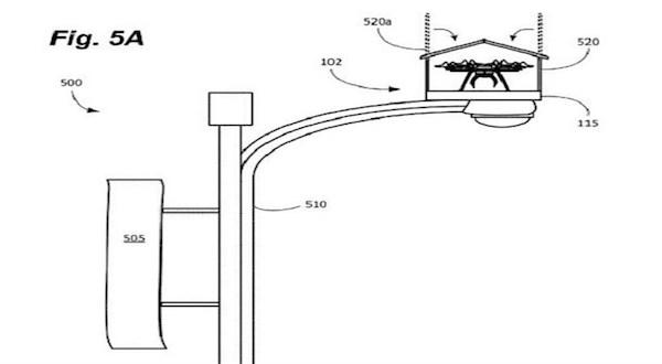 Una de las imágenes de la patente
