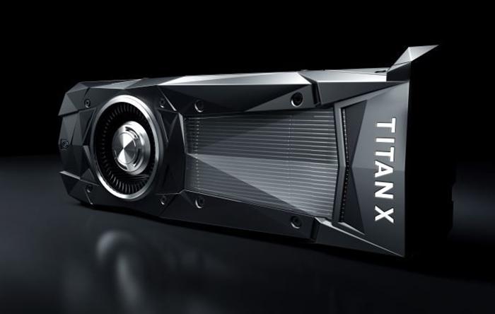 La nueva GeForce Titan X