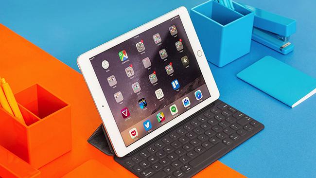 Apple quiere el que iPad Pro se vea como un portátil en toda regla