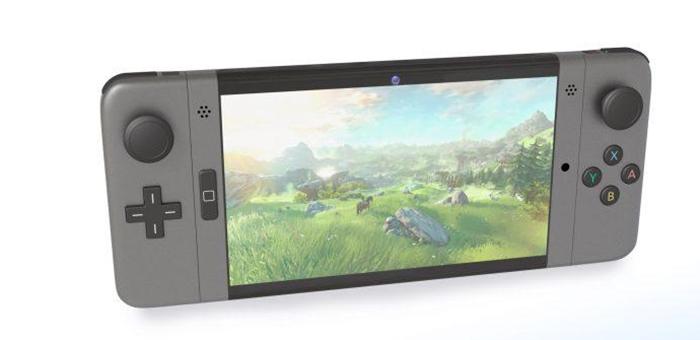 Nintendo NX, prototipo
