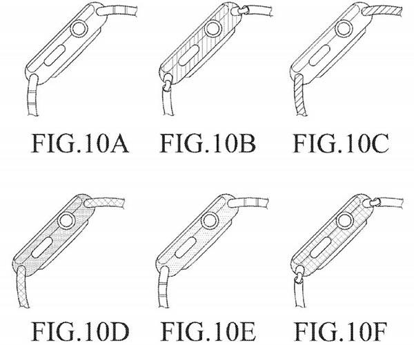 Imágenes que aparecen en la patente