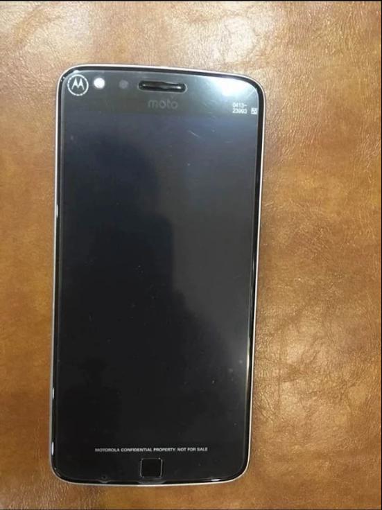 Motorola Moto Z Play, filtrado