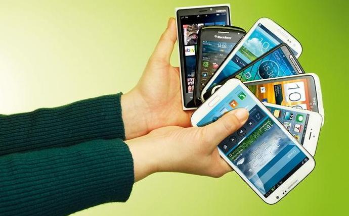 Smartphones y su país de origen