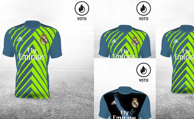 Diseña la equipación de tu equipo de fútbol con Adidas Studio Creator c8dc10f54fb20