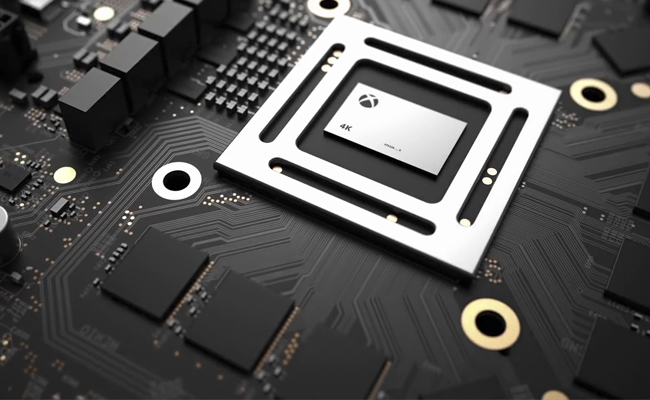 Project Scorpio ya levanta expectación