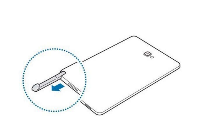 Samsung y su nueva tablet