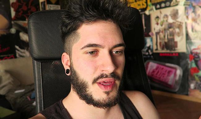 El youtuber Wismichu