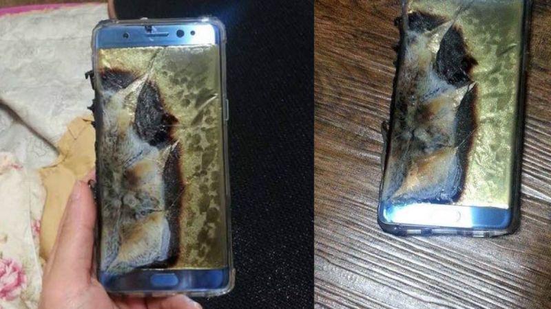 ¿Qué hacer si tenemos un Galaxy Note 7?