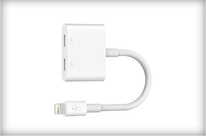 Adaptador Bulking para los iPhone 7
