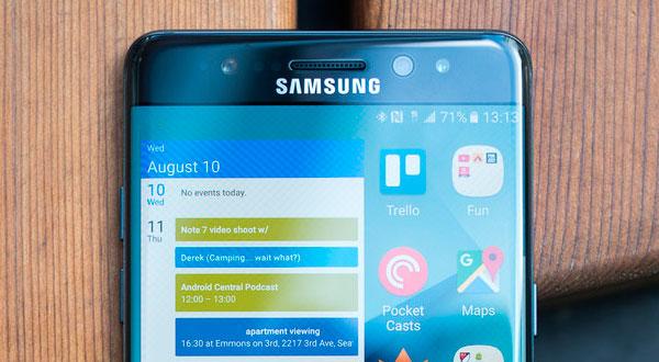El Samsung Galaxy Note 7 vuelve al mercado el próximo 28 de octubre