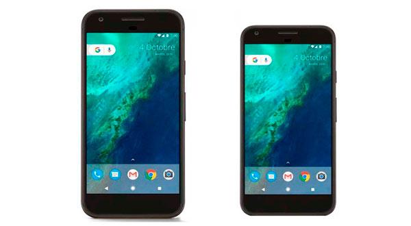 Filtrados los nuevos Google Pixel y Pixel XL un día antes de su presentación