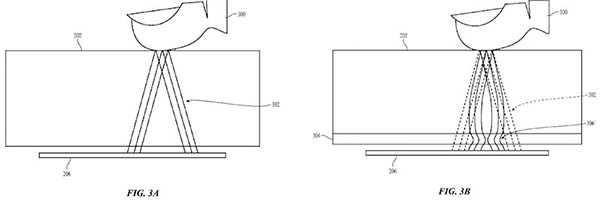 Figuras de la patente oficial