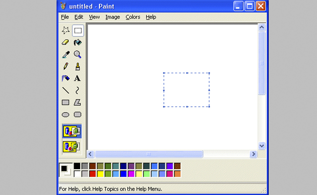 Paint en Windows