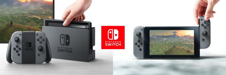 Nintendo Switch, la nueva consola