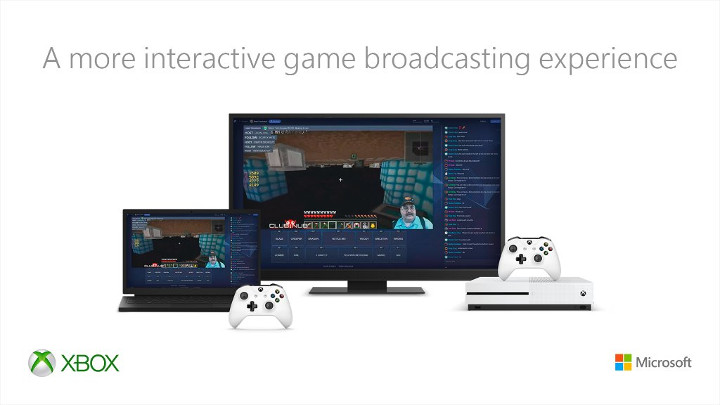 Windows 10 y Beam Interactive
