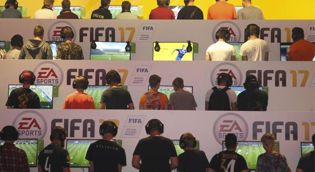 El juego FIIFA les sirvió para el fraude