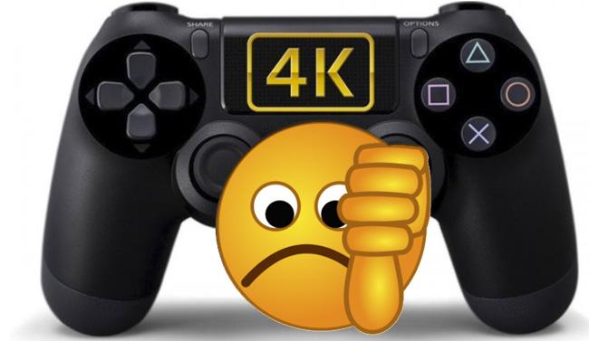 Problemas con el 4K de la PS4 Pro