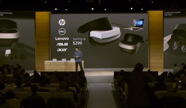Windows VR