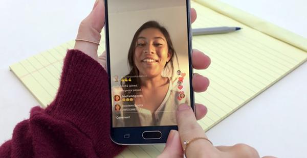 Instagram ya permite los vídeos en directo