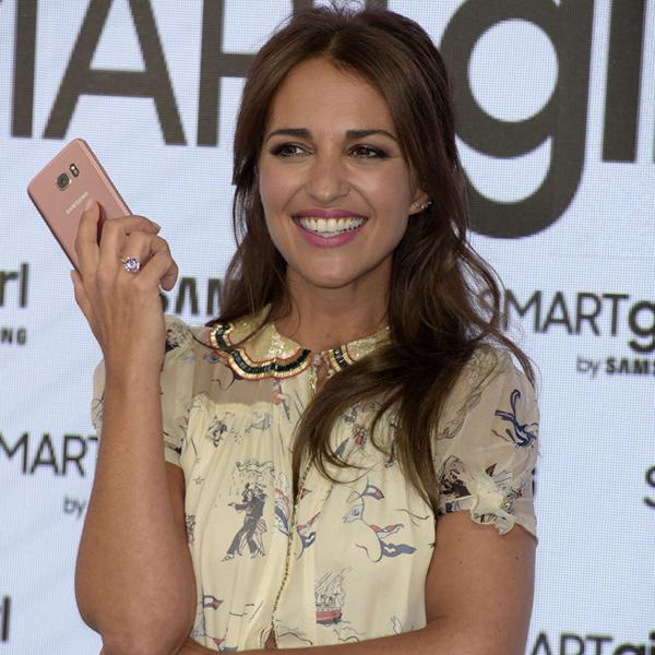 Paula Echevarría, protagonista de la campaña