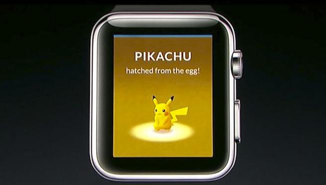 ¿Cuando llegará Pokémon GO a Apple Watch?
