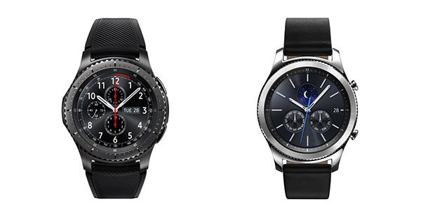 Ya son compatibles con iOS los últimos wearables de Samsung