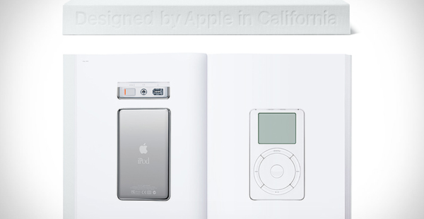 Designed by Apple, in California