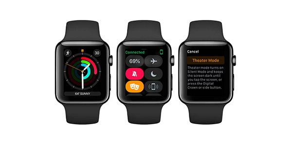 WatchOS 3.2 ya está disponible para ser descargado por desarrolladores