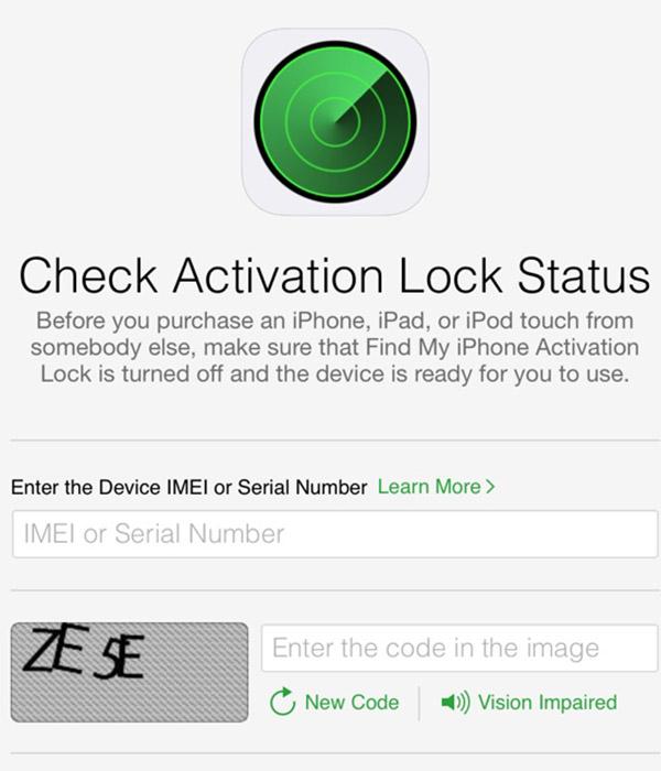 Así funcionaba iCloud Activation Lock