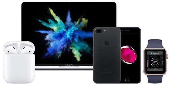 Se esperan buenos resultados para Apple