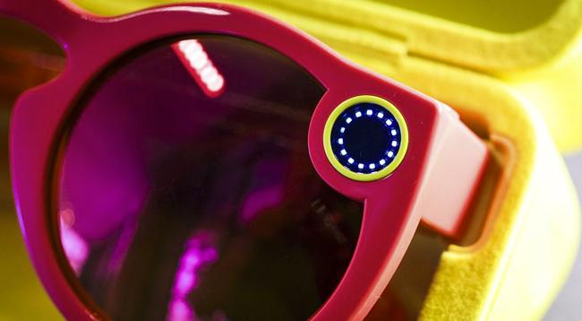 Las gafas Spectacles de Snapchat