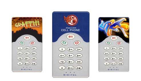 El móvil de usar y tirar valdrá 13 Euros
