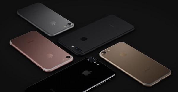 Los usuarios se quejan del iPhone 7 negro mate