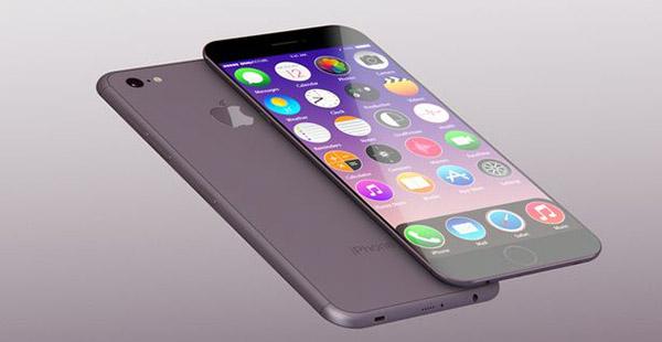 Así podría ser el iPhone 8