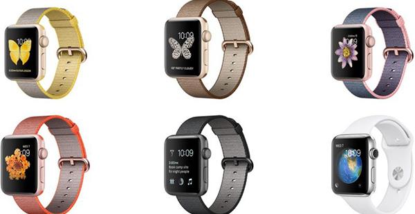 Podría haber una renovación de las correas del Apple Watch